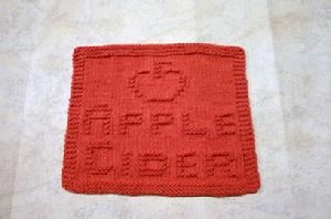 Apple Cider Cloth