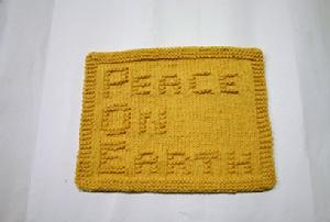 Peace on Earth Cloth